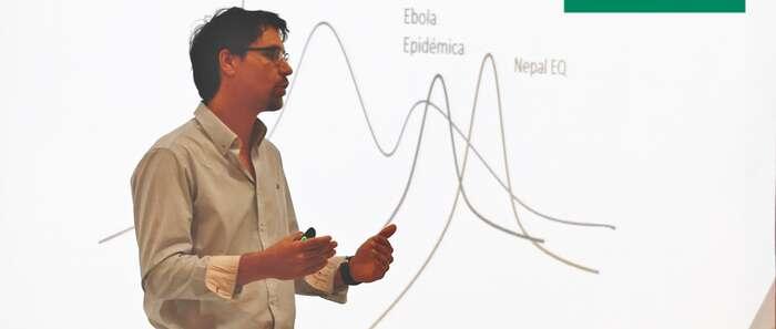Un emprendedor de 'Lazarus' de la Fundación Caja Rural CLM, seleccionado entre los tres mejores proyectos del mundo para combatir los desastres humanitarios