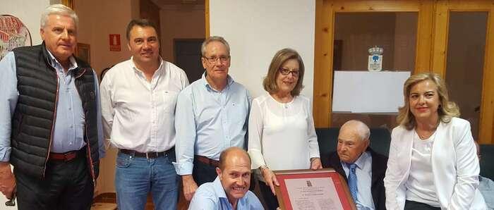 El parejano Francisco Guijarro cumple hoy 105 años