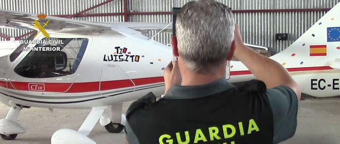 """La Guardia Civil crea el equipo PEGASO encargado del control de aeronaves pilotadas por control remoto """"drones"""""""
