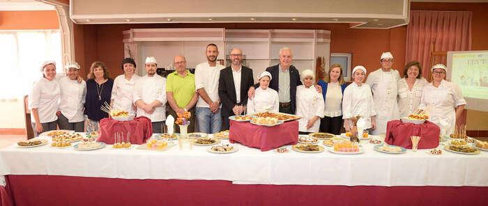 Diez jóvenes se forman en el curso de Ayudante de Cocina promovido por el Ayuntamiento de Argamasilla de Alba