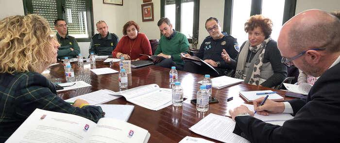 Primera reunión de seguimiento del Protocolo Local de Actuación e Intervención en casos de Violencia de Género en Argamasilla de Alba