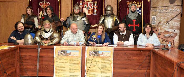 El Castillo de Peñarroya regresará al medievo con cuatro días cargados de actividades