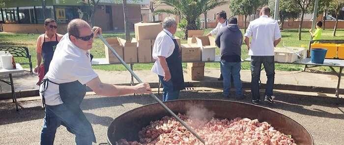 Balance muy positivo de la promoción del cordero en los 'Sabores del Quijote', celebrado en Argamasilla de Calatrava