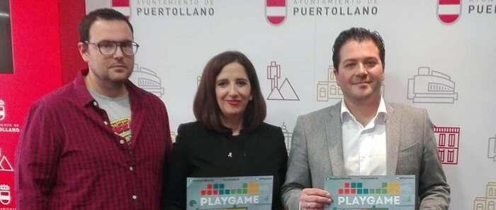 Puertollano celebra la tercera edición de la feria 'Playgame' del 26 al 28 de octubre
