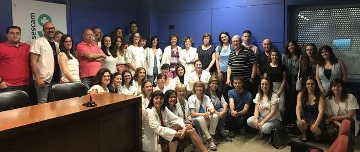 El Servicio de Salud Mental de la Gerencia de Atención Integrada de Albacete finaliza su curso académico con cerca de 40 sesiones clínicas