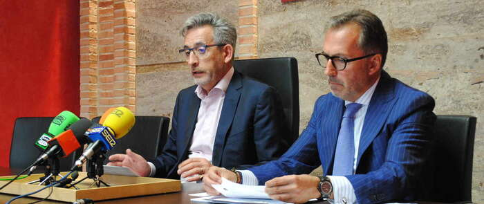 """Martín: """"Este año destinaremos 1.200.000 euros a recuperar patrimonio inmueble de la ciudad"""""""