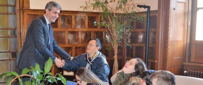 Calendario solidario Down Toledo 2019:apoyo a una buena causa los 365 días del año