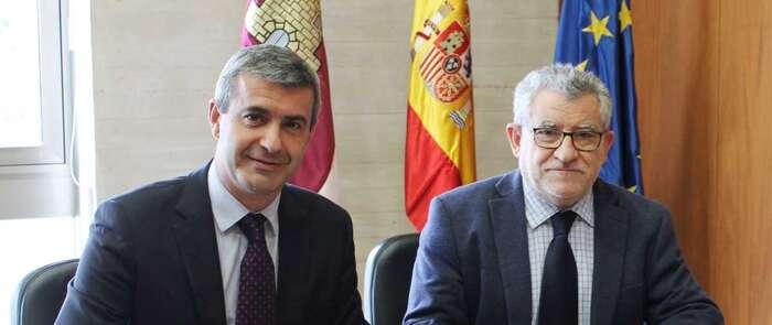 La diputación de Toledo y la Junta de Comunidades impulsan el servicio de bibliobuses en la provincia de Toledo