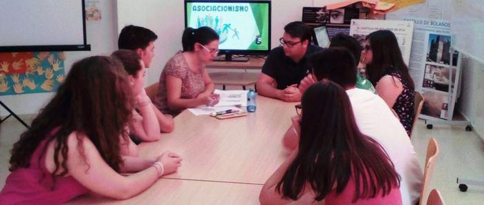 El Ayuntamiento de Bolaños trabaja en el impulso del asociacionismo juvenil dentro del municipio