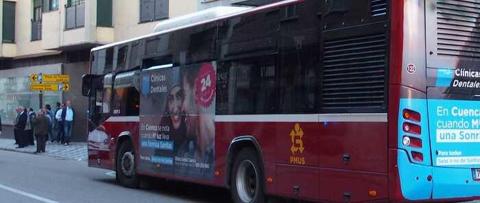 El Ayuntamiento de Cuenca refuerza el servicio de autobuses al Cementerio por la celebración del Día de Todos los Santos