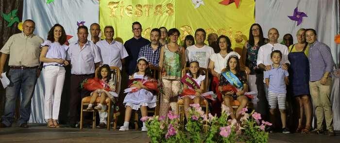 El Barrio Oriente de Miguelturra inauguró su semana festiva y cultural con la presencia de Victoria Sobrino