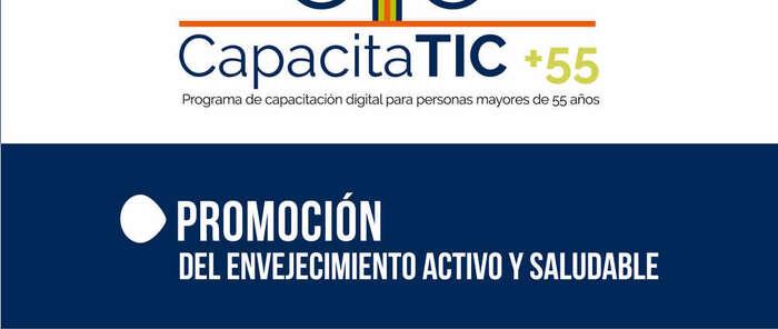 """Abierto en Ciudad Real el plazo de inscripción para un curso gratuito de """"Informática e Internet"""" para mayores de 55 años"""