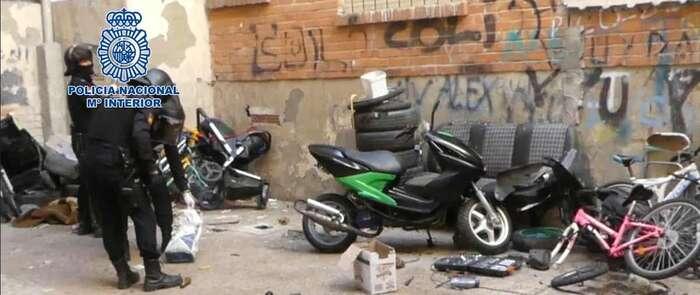 La Policía Nacional detiene a 48 personas en una macrooperación contra el menudeo de drogas en Albacete