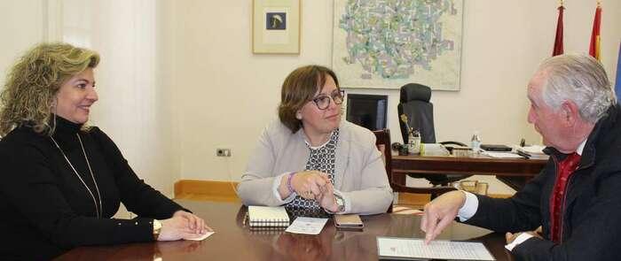 El Gobierno de Castilla-La Mancha recoge las inquietudes de la recién creada asociación regional de ICTUS