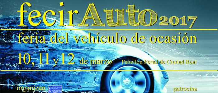 La tercera edición de la Feria del Vehículo de Ocasión se celebrará del 10 al 12 de marzo en Ciudad Real
