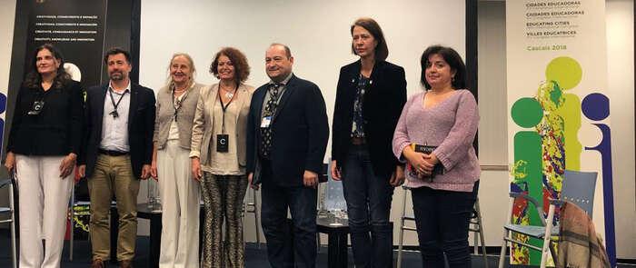 Ciudad Real participa activamente en el XV Congreso Internacional de Ciudades Educadoras en Cascais