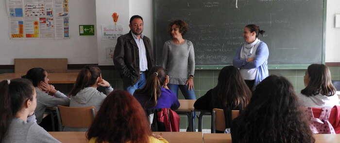 Las Jornadas de Salud Mental llegan a los institutos de Manzanares