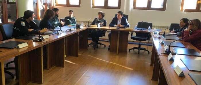 Bolaños celebra la Comisión de Seguimiento del Protocolo Local de Actuación Contra la Violencia de Género