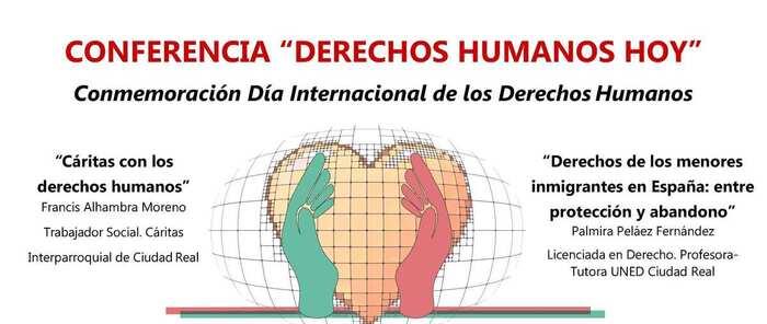 La UNED celebra el próximo lunes el 70 aniversario de la Declaración de Derechos Humanos con la conferencia 'Los Derechos Humanos Hoy'