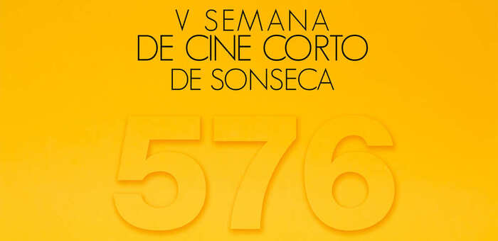 576 cortometrajes en la V Semana de Cine Corto de Sonseca