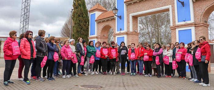 Las mujeres de Almodóvar del Campo suman fuerzas en torno al 8-M