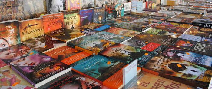 Feria del libro y talleres para los más pequeños para celebrar el Día de la Biblioteca en Valdepeñas