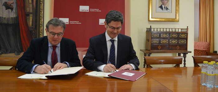 La UCLM colaborará con el Ateneo de Almagro en sus diversas actividades culturales