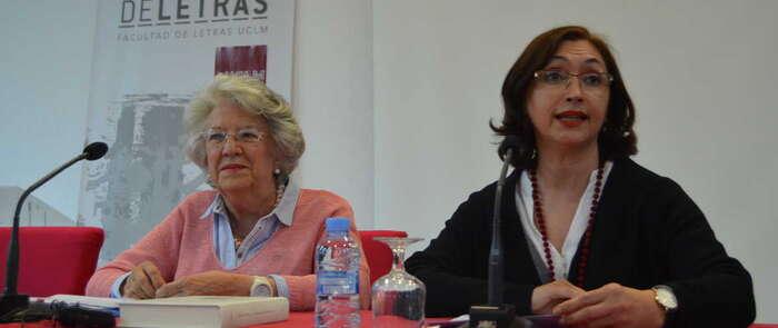 La investigadora María Ángeles Durán asegura en la UCLM que a la mujer aún le llevará tiempo pasar de la retaguardia a la vanguardia