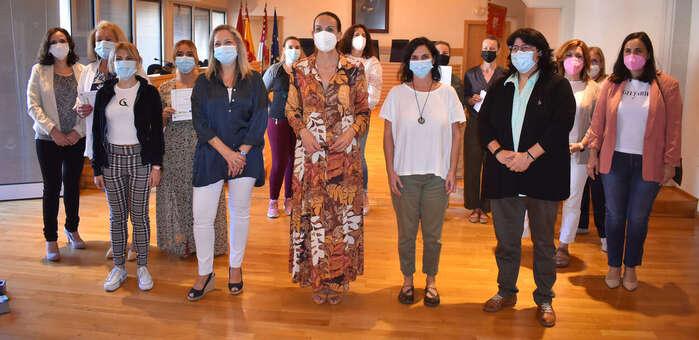 """Clausura del itinerario formativo """"Empléate desde la igualdad"""" en Ciudad Real"""
