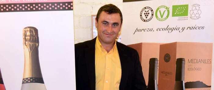 Jesús Julián Casanova, presidente del nuevo Consejo Rector de la Cooperativa El Progreso de Villarrubia de los Ojos