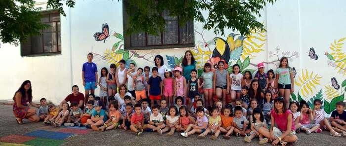 Cerca de 140 niños se apuntan a las escuelas deportivas y de verano organizadas por el Ayuntamiento de Piedrabuena