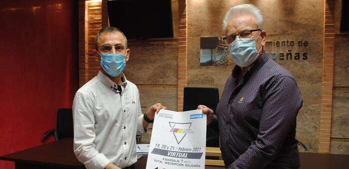 La Media Maratón Virtual de Valdepeñas recauda 1.795 euros para la AECC