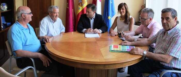 El Ayuntamiento de Albacete trabaja junto a la UDP en la organización de su VIII Congreso Regional del 23 al 25 de octubre en la ciudad