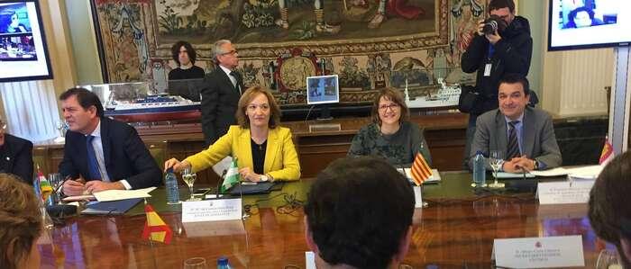 """El Gobierno regional pide al Ministerio de Agricultura que España """"dé un paso adelante pronto"""" en su posición sobre la reforma de la PAC"""