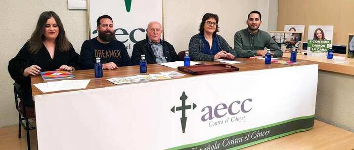 'Educar para la Salud', de la AECC, vuelve a las aulas de 90 centros educativos de la provincia con el apoyo de la Diputación