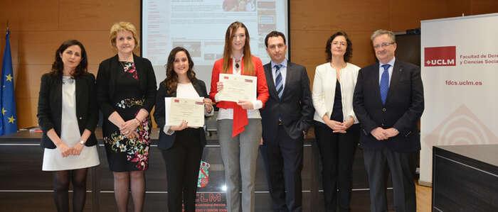 La UCLM y el Colegio Notarial de Castilla-La Mancha entregan los premios a los mejores trabajos fin de grado en Derecho Privado