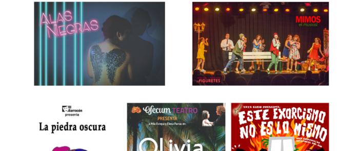 Seleccionadas las obras que participarán en el VI Certamen de Teatro Aficionado 'Villa de Torrijos'