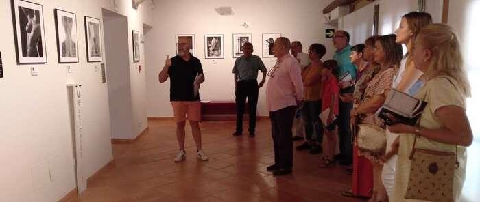 Visita comentada a la exposición Cuerpo de Mujer en el Patio de Comedias de Torralba