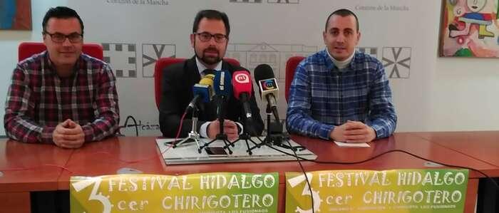 El sábado se celebra el III Festival Hidalgo Chirigotero en el Auditorio Municipal de Alcázar de San Juan