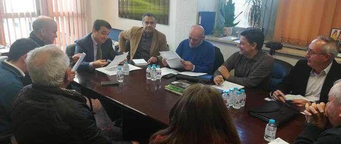 UPA y los regantes del Segura abogan por dar impulso al proceso de planificación