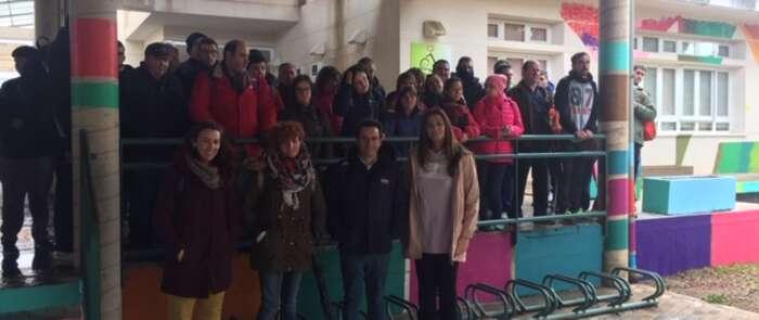 Casi 400 personas con diversidad funcional visitan Malagón