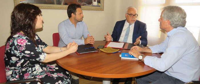 Aempoman dispondrá de una oficina municipal en el Centro de Empresas de Manzanares