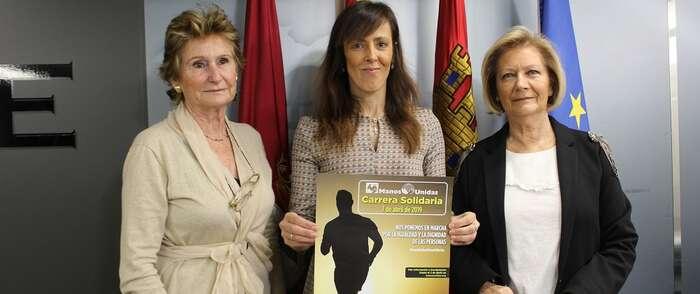 Albacete celebra el 60 aniversario de Manos Unidas participando en una carrera solidaria que se celebrará de forma simultánea en 42 ciudades
