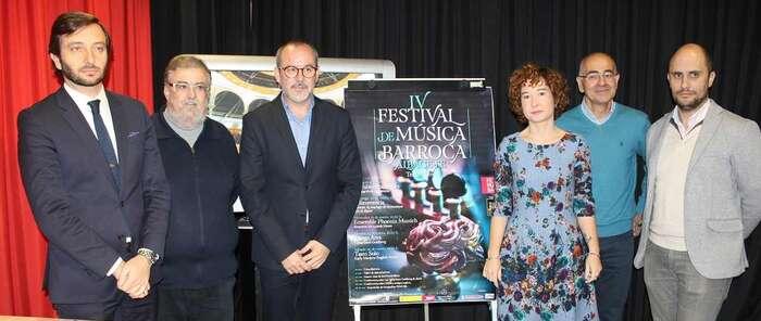 El Festival de Música Barroca se consolida como una cita estable y del más alto nivel que afianza la apuesta de Albacete por la cultura