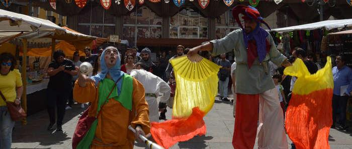 Ciudad Real retorna al Medievo durante el fin de semana  con el Mercadillo Medieval Alfonsí