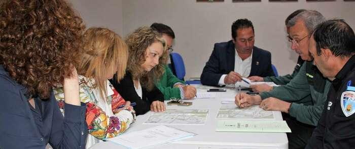 El Comité Organizador de FERDUQUE ultima los detalles del plan de seguridad para la gran feria del mundo rural