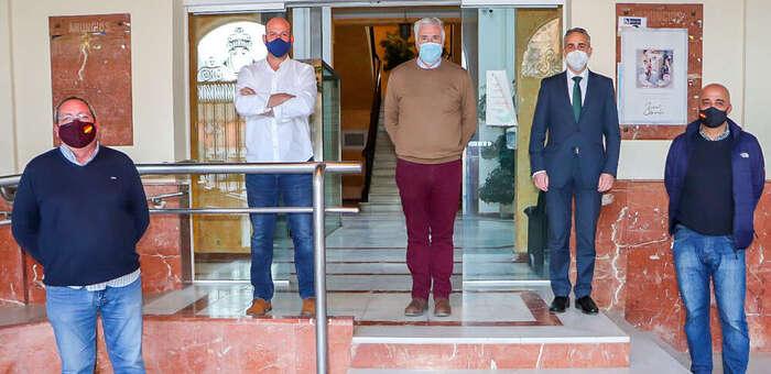 FEPU ve en el Ayuntamiento de Almodóvar del Campo el modelo a seguir por sus ayudas directas a la hostelería y demás sectores damnificados