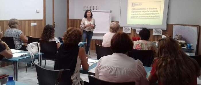 Servicios Sociales de Valdepeñas llevó a cabo un taller sobre micromachismos
