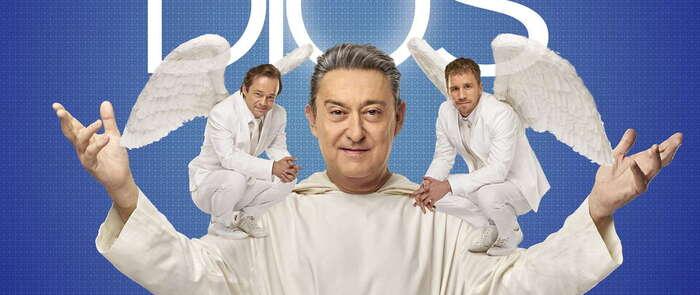 Mariano Peña protagoniza este viernes 'La Obra de Dios', en el Teatro Auditorio de Valdepeñas