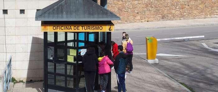 Las oficinas municipales de información turística han atendido a 8.320 personas durante Semana Santa